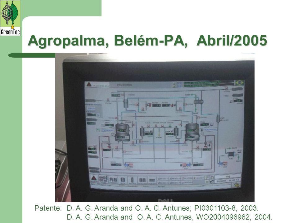 Agropalma, Belém-PA, Abril/2005