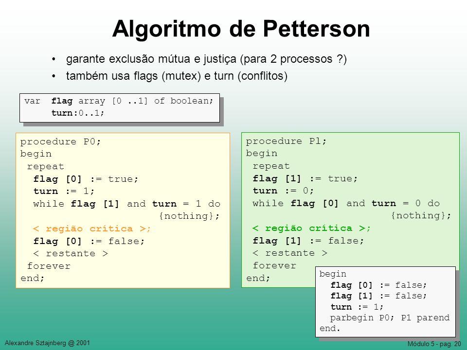 Algoritmo de Petterson