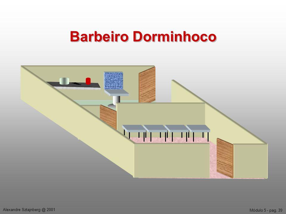 Barbeiro Dorminhoco