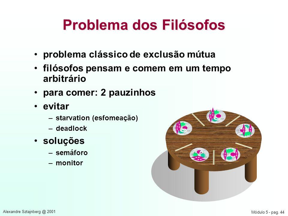 Problema dos Filósofos