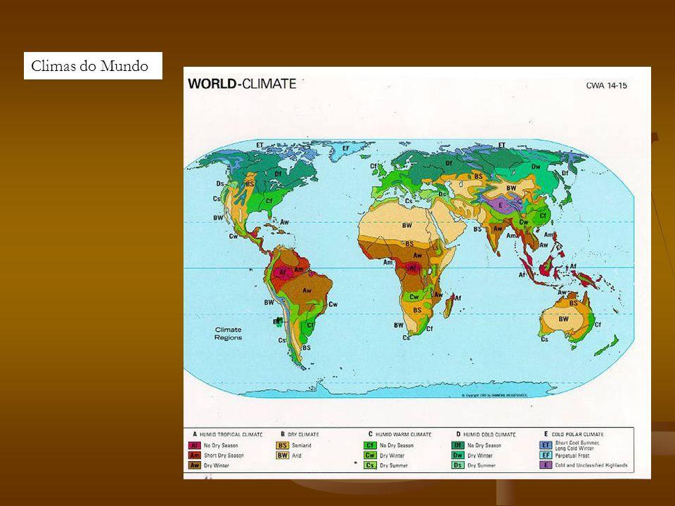 Climas do Mundo