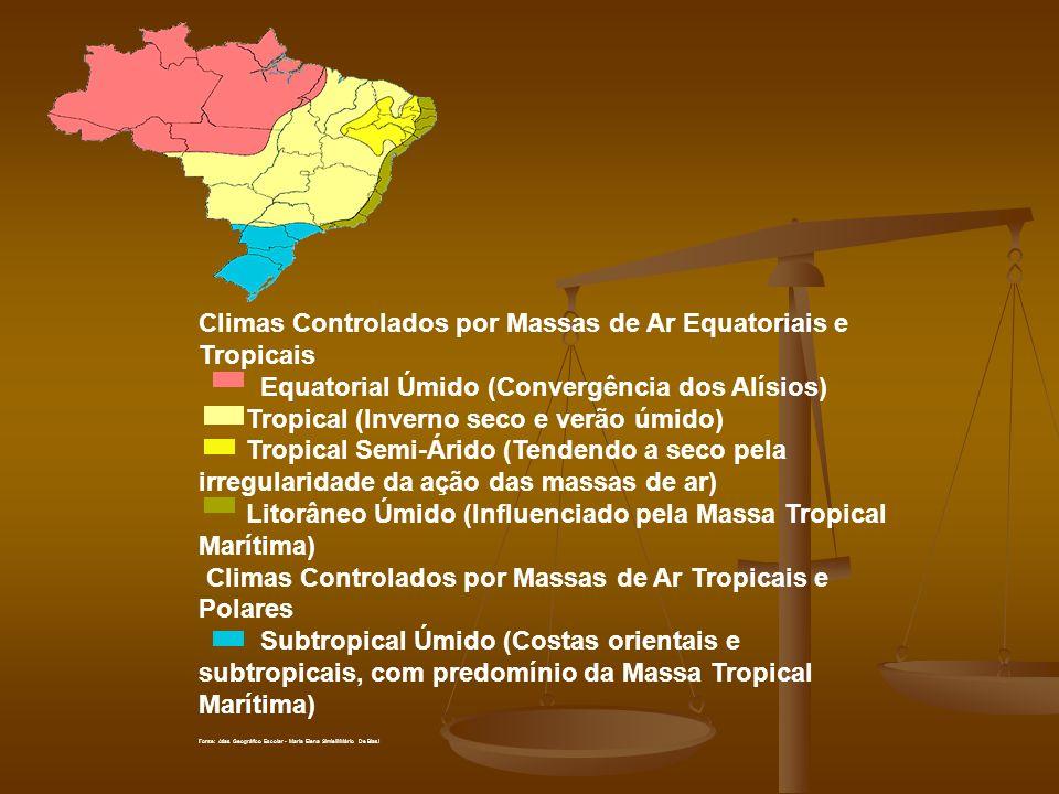 Tropical (Inverno seco e verão úmido)
