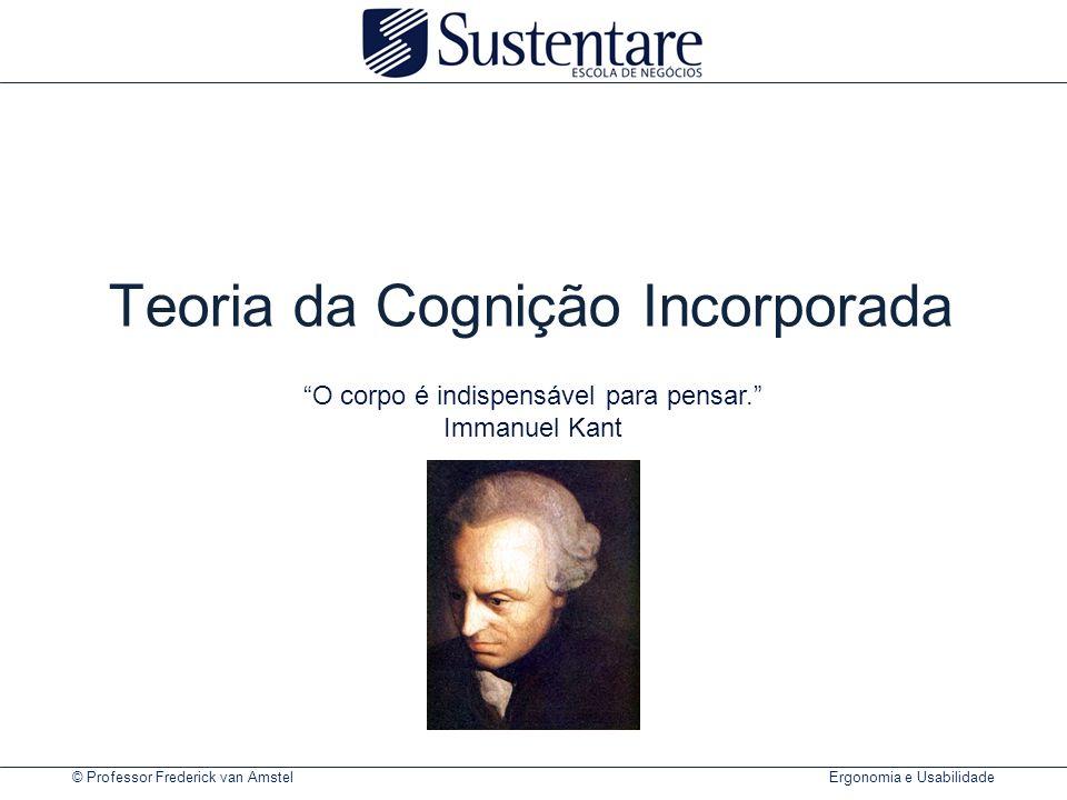 Teoria da Cognição Incorporada