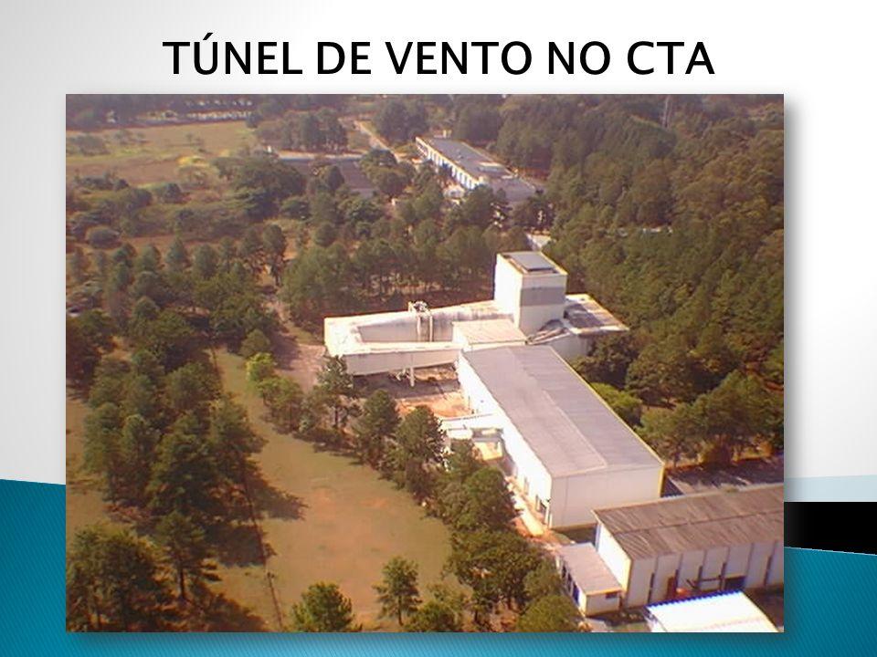 TÚNEL DE VENTO NO CTA