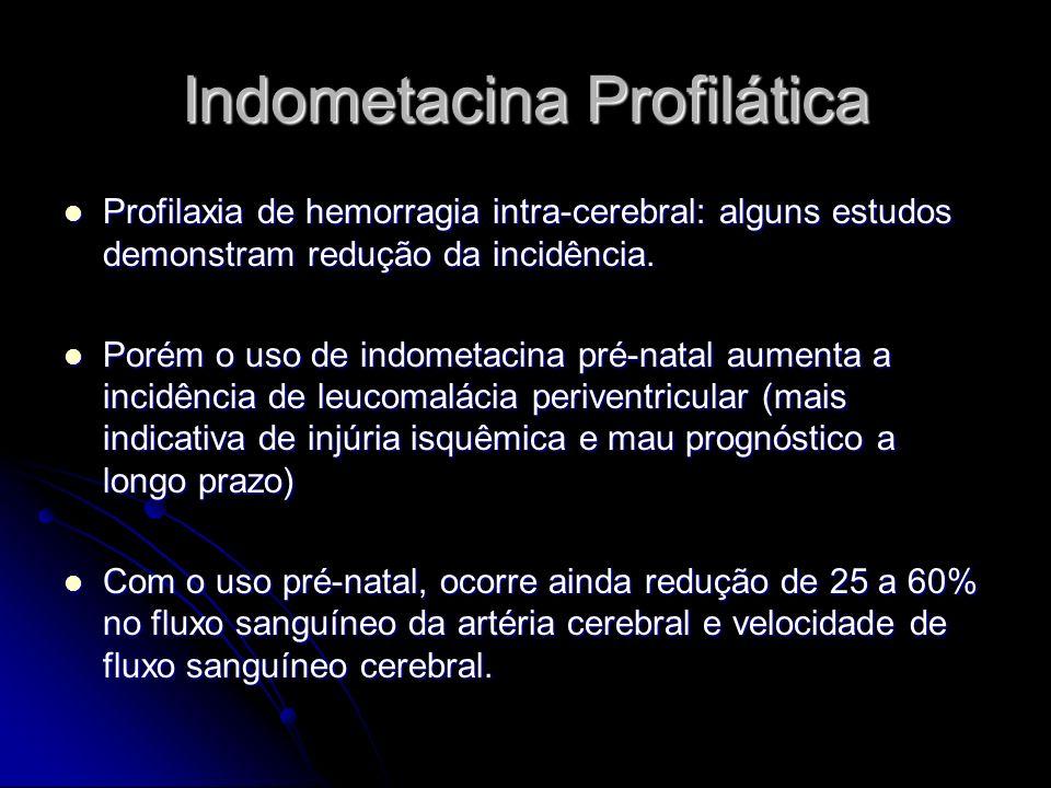 Indometacina Profilática