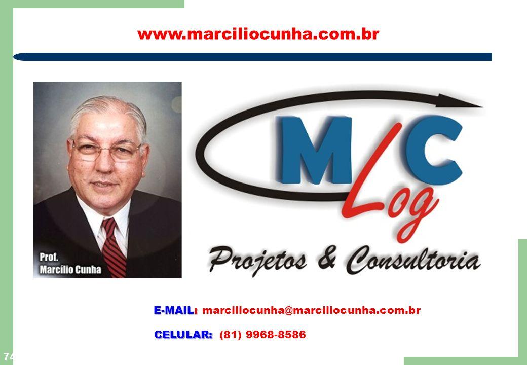 www.marciliocunha.com.br E-MAIL: marciliocunha@marciliocunha.com.br