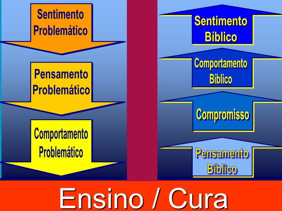 Ensino / Cura Sentimento Sentimento Problemático Bíblico Comportamento