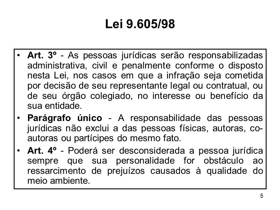 Lei 9.605/98