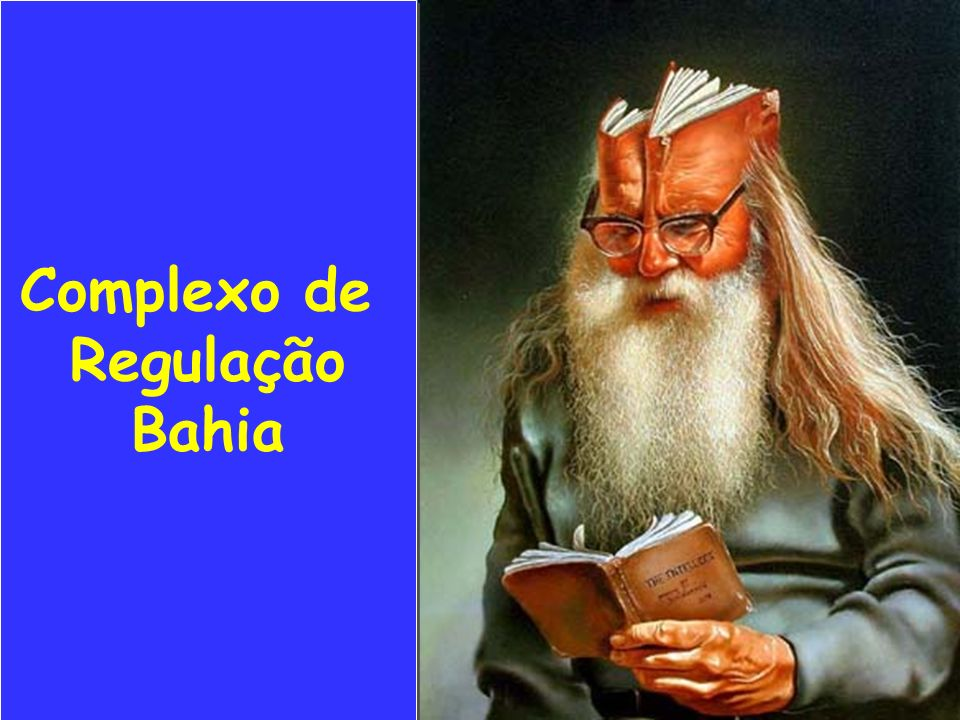 Complexo de Regulação Bahia