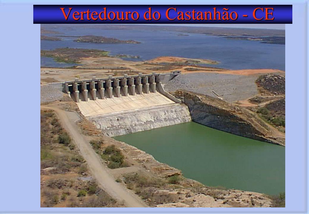 Vertedouro do Castanhão - CE