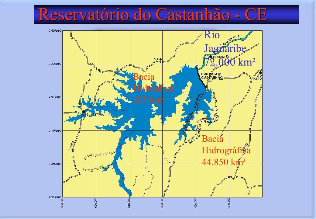 Reservatório do Castanhão - CE