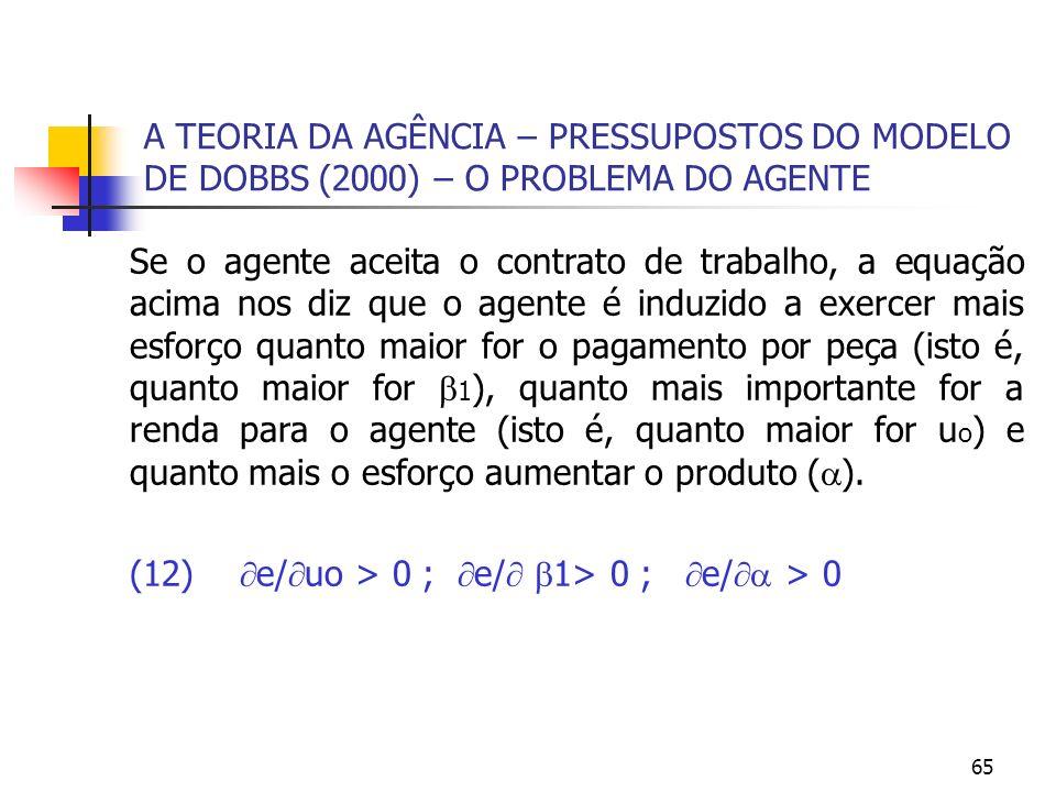 (12) e/uo > 0 ; e/ 1> 0 ; e/ > 0