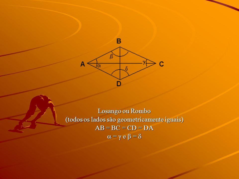 (todos os lados são geometricamente iguais)