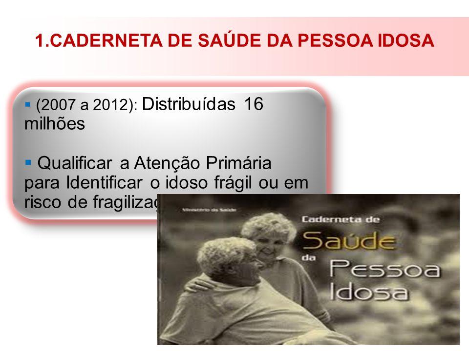 1.CADERNETA DE SAÚDE DA PESSOA IDOSA