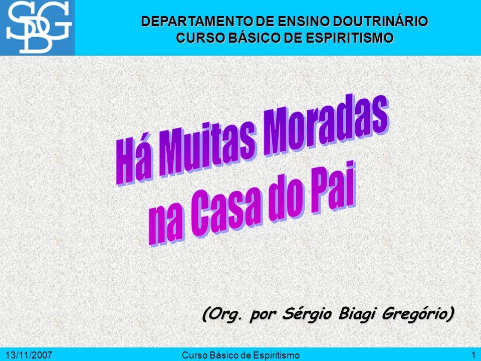 Há Muitas Moradas na Casa do Pai (Org. por Sérgio Biagi Gregório)