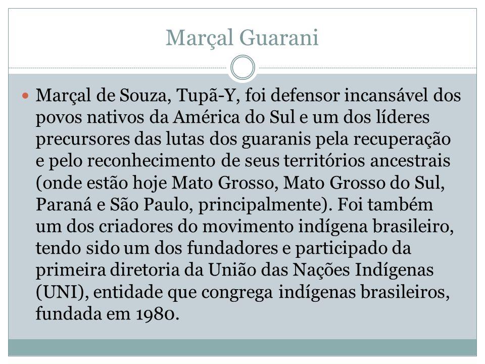 Marçal Guarani