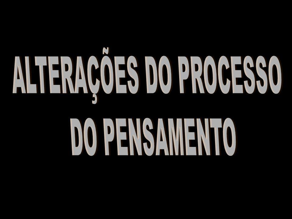 ALTERAÇÕES DO PROCESSO