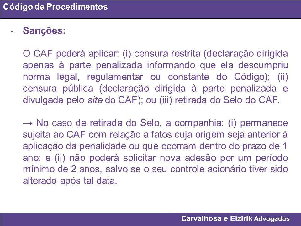 Código de Procedimentos