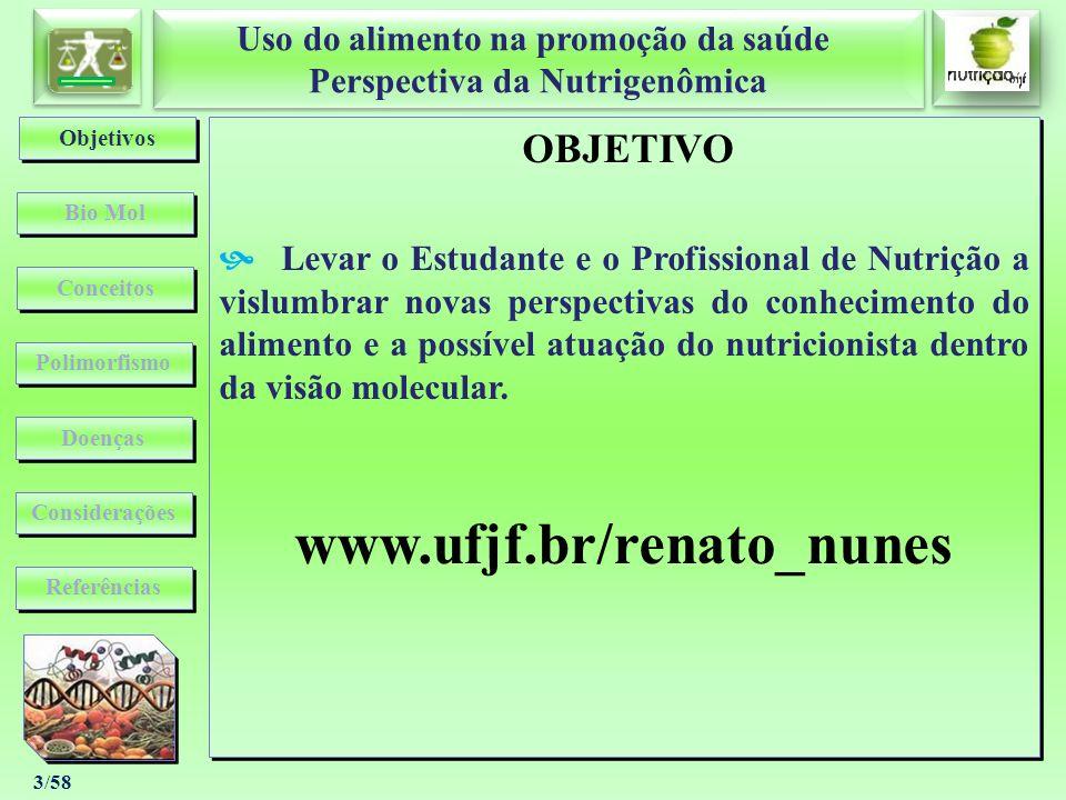 www.ufjf.br/renato_nunes OBJETIVO