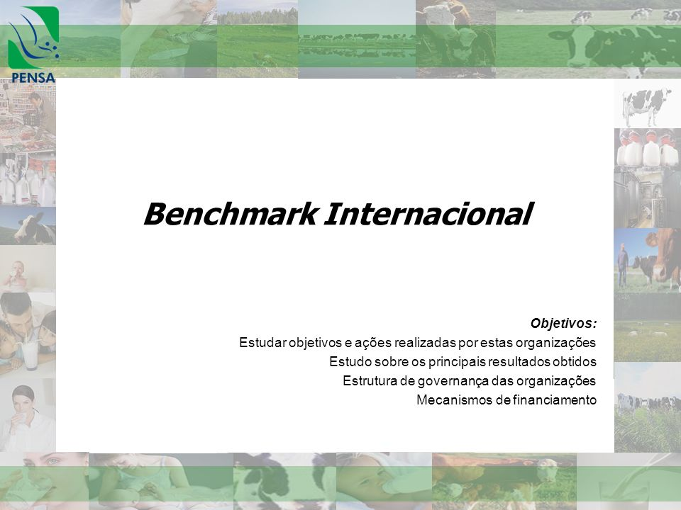 Benchmark Internacional