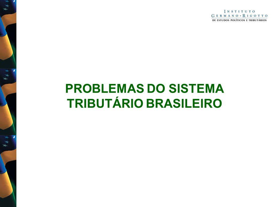 TRIBUTÁRIO BRASILEIRO
