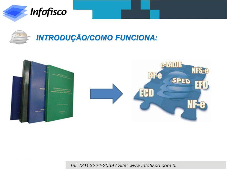INTRODUÇÃO/COMO FUNCIONA: