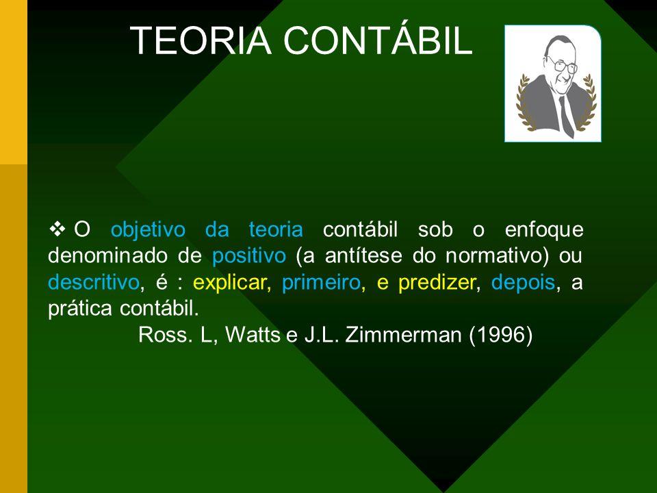 TEORIA CONTÁBIL