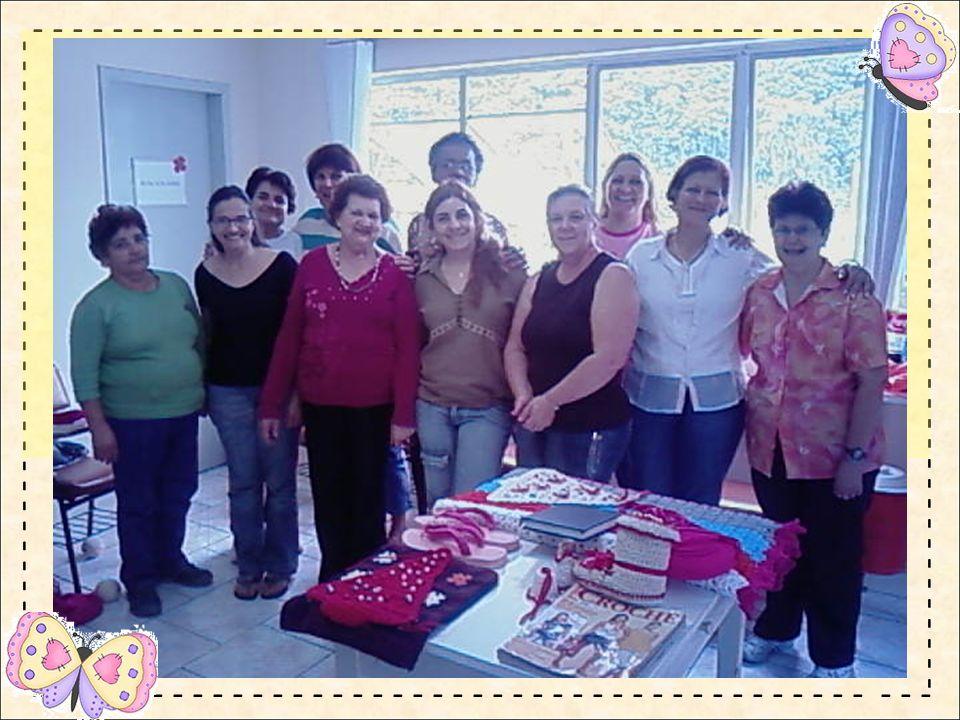 Agentes comunitários: Professora Irene Demer/ SDS- Política do Idoso