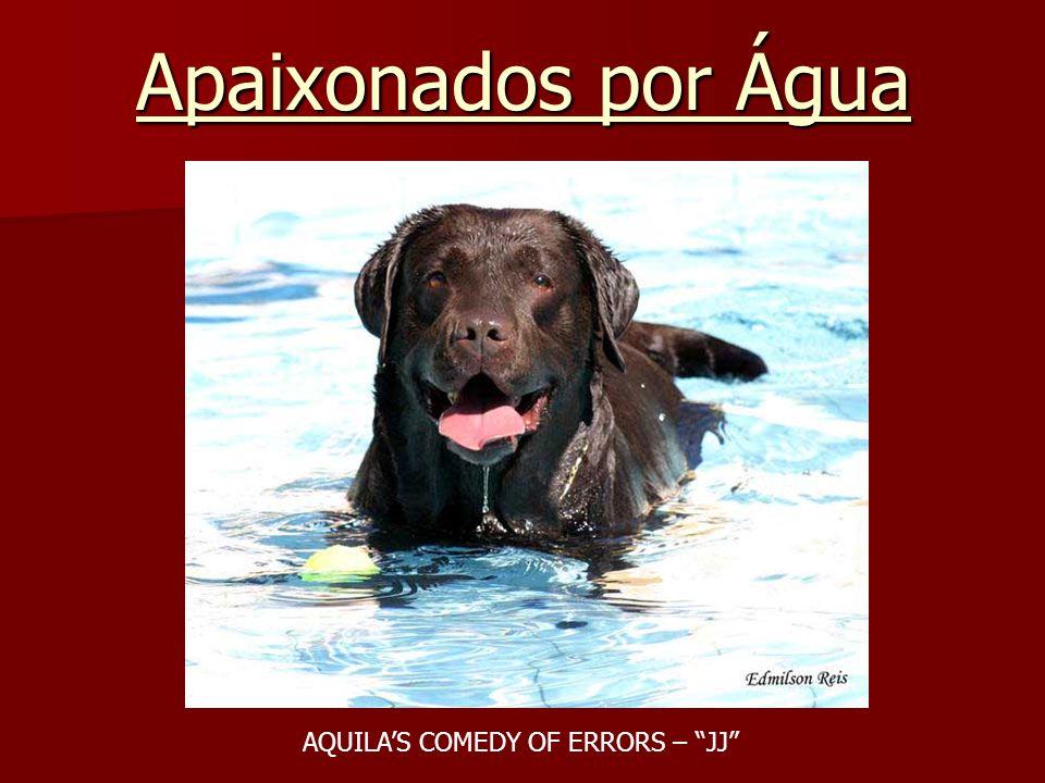 Apaixonados por Água AQUILA'S COMEDY OF ERRORS – JJ