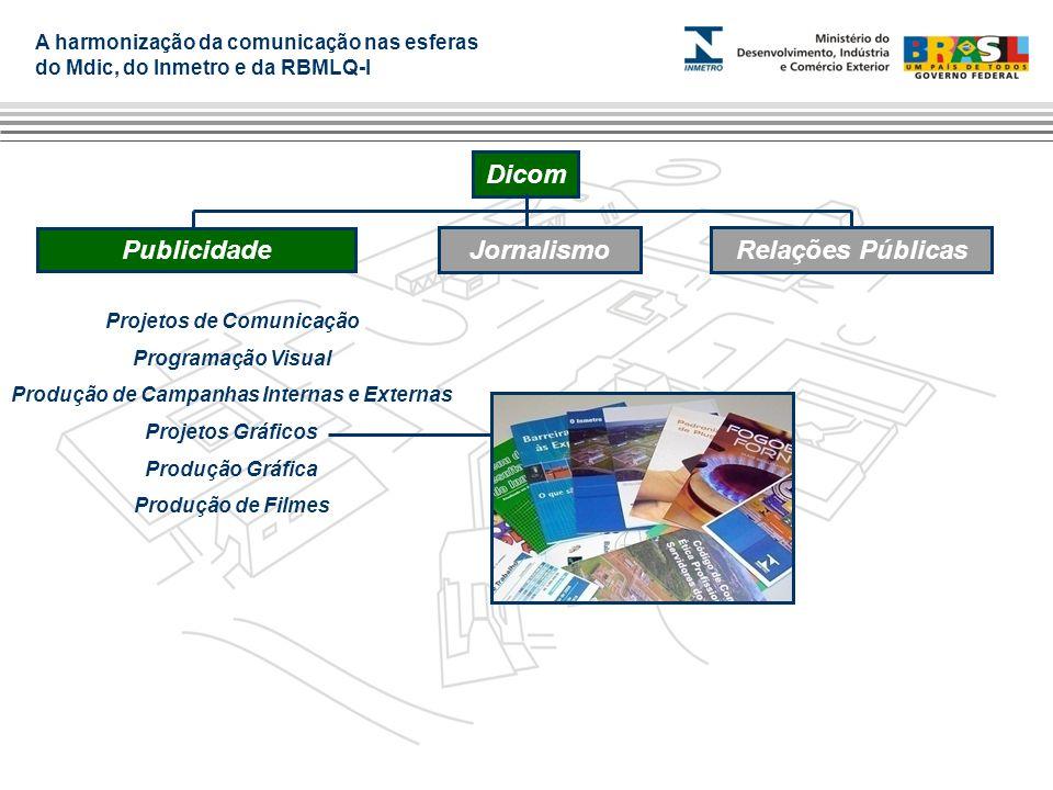 Projetos de Comunicação Produção de Campanhas Internas e Externas