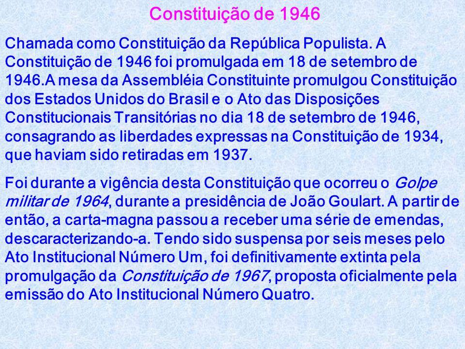 Constituição de 1946