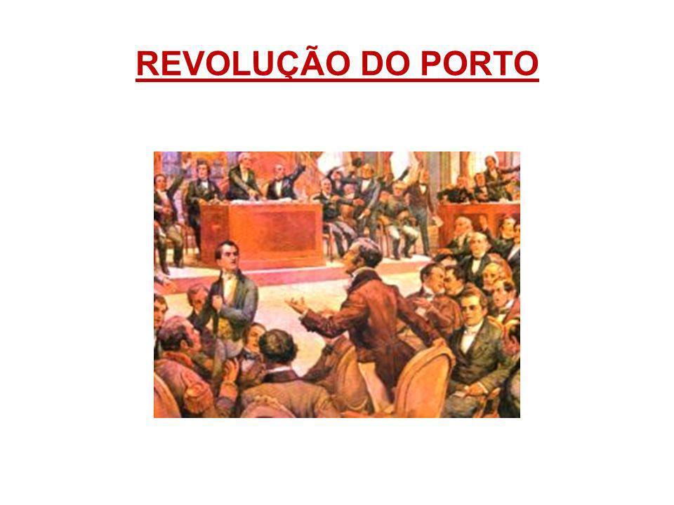 REVOLUÇÃO DO PORTO