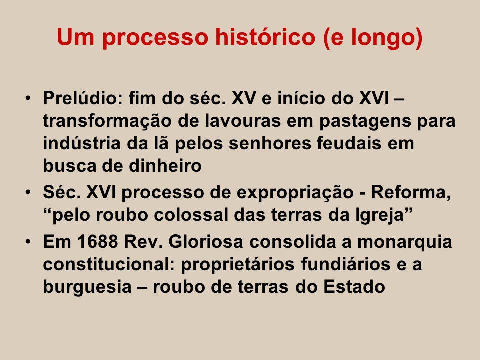 Um processo histórico (e longo)