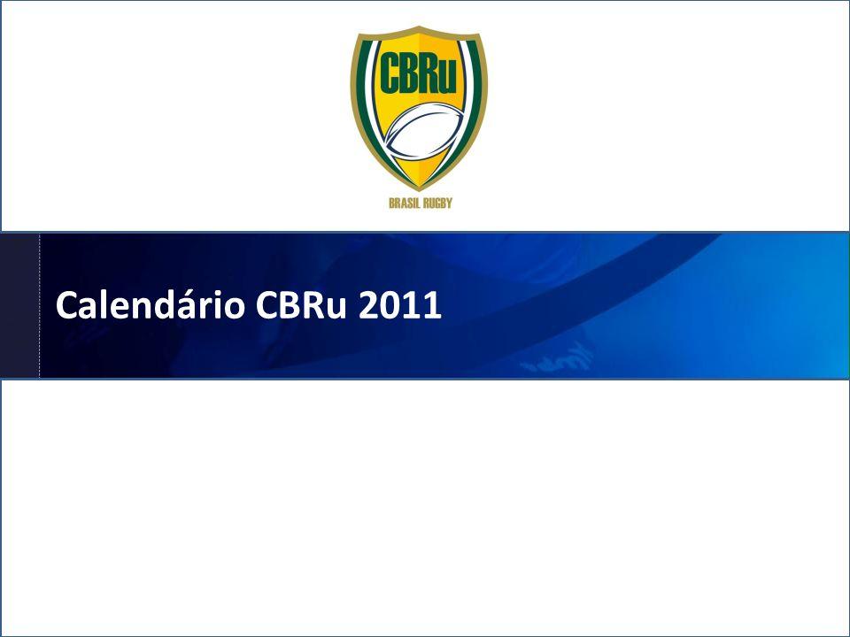 Calendário CBRu 2011