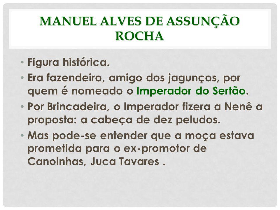 MANUEL ALVES DE ASSUNÇÃO ROCHA