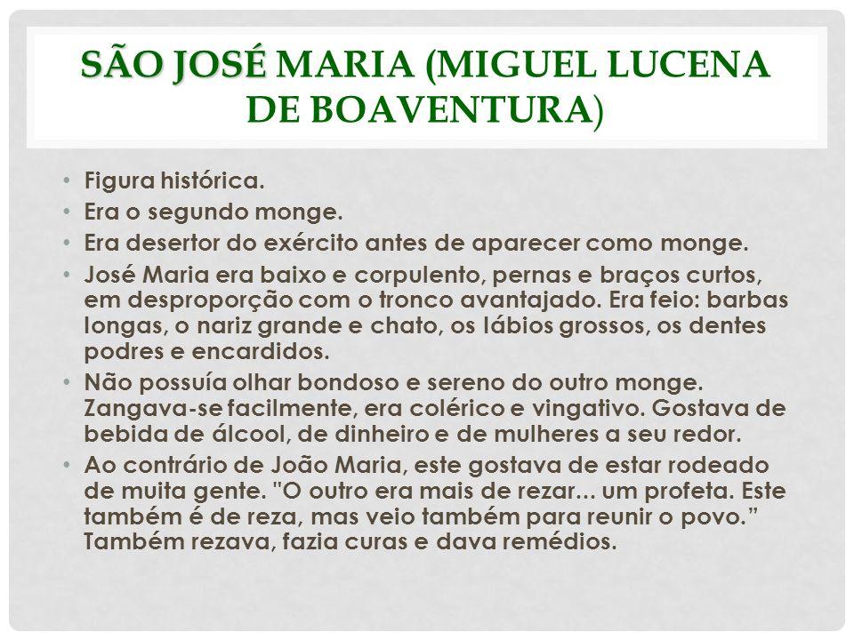 SÃO JOSÉ MARIA (MIGUEL LUCENA DE BOAVENTURA)