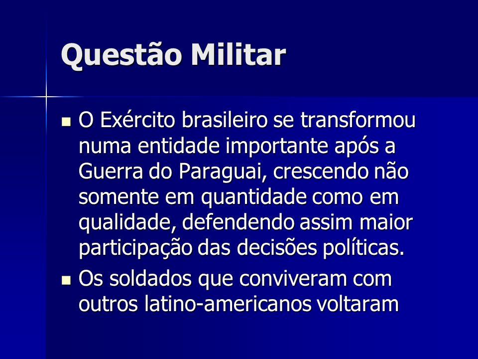 Questão Militar