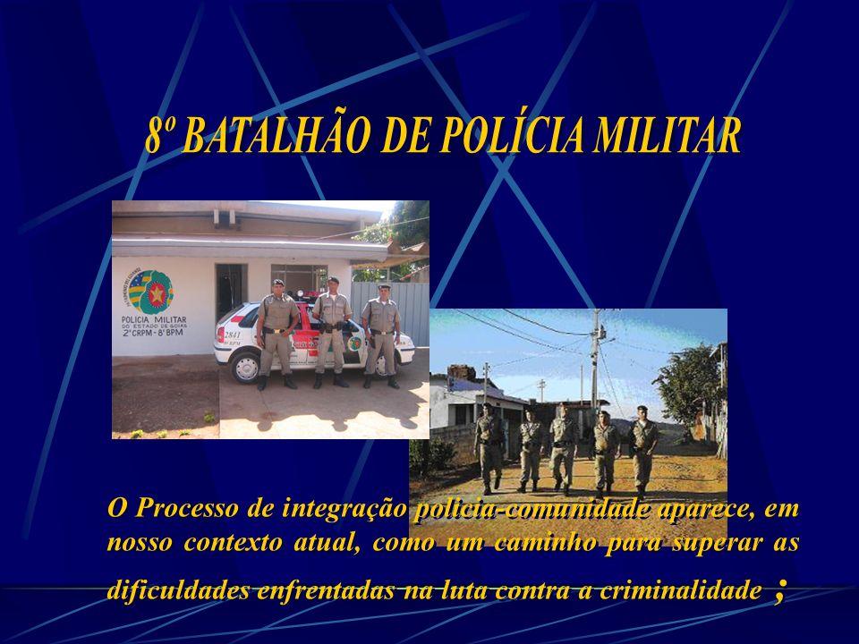 8º BATALHÃO DE POLÍCIA MILITAR