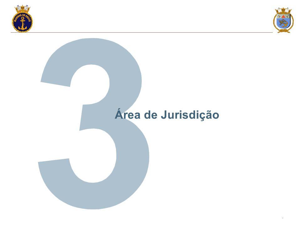 Área de Jurisdição