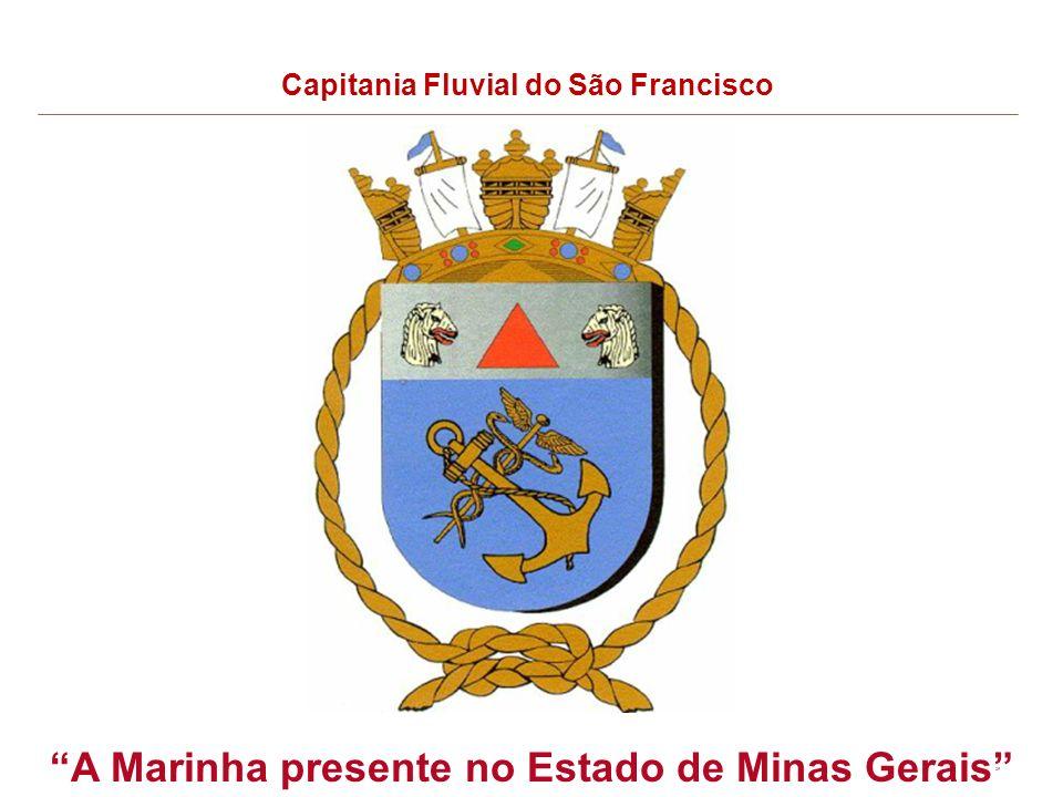 A Marinha presente no Estado de Minas Gerais