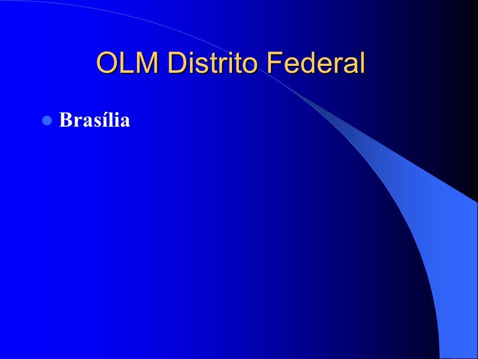 OLM Distrito Federal Brasília