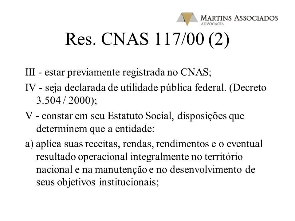 Res. CNAS 117/00 (2)
