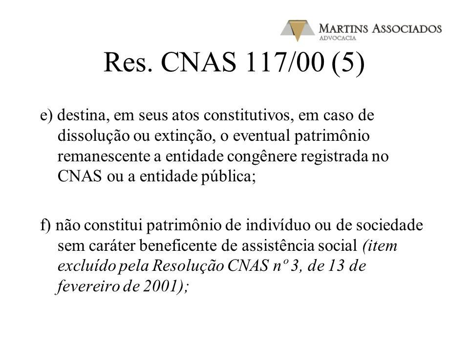 Res. CNAS 117/00 (5)