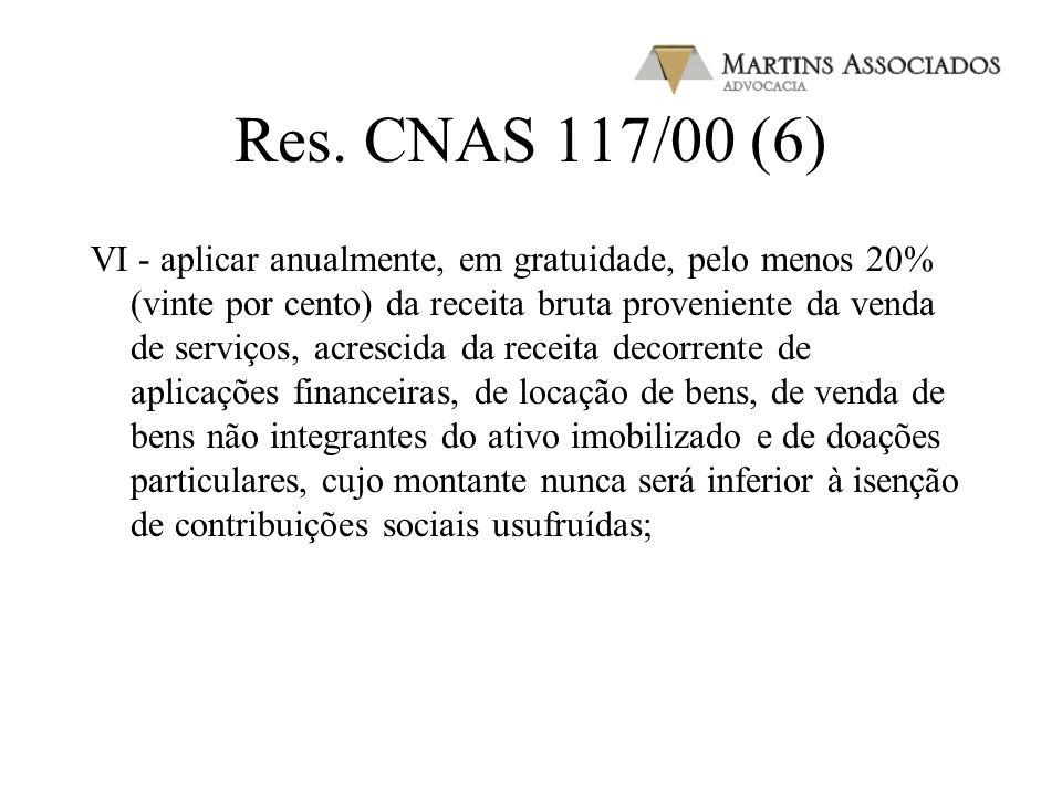 Res. CNAS 117/00 (6)