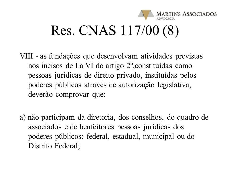 Res. CNAS 117/00 (8)