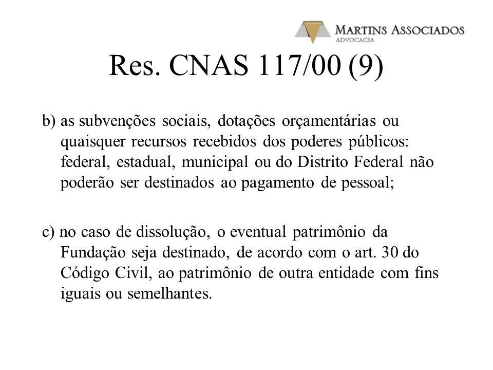 Res. CNAS 117/00 (9)
