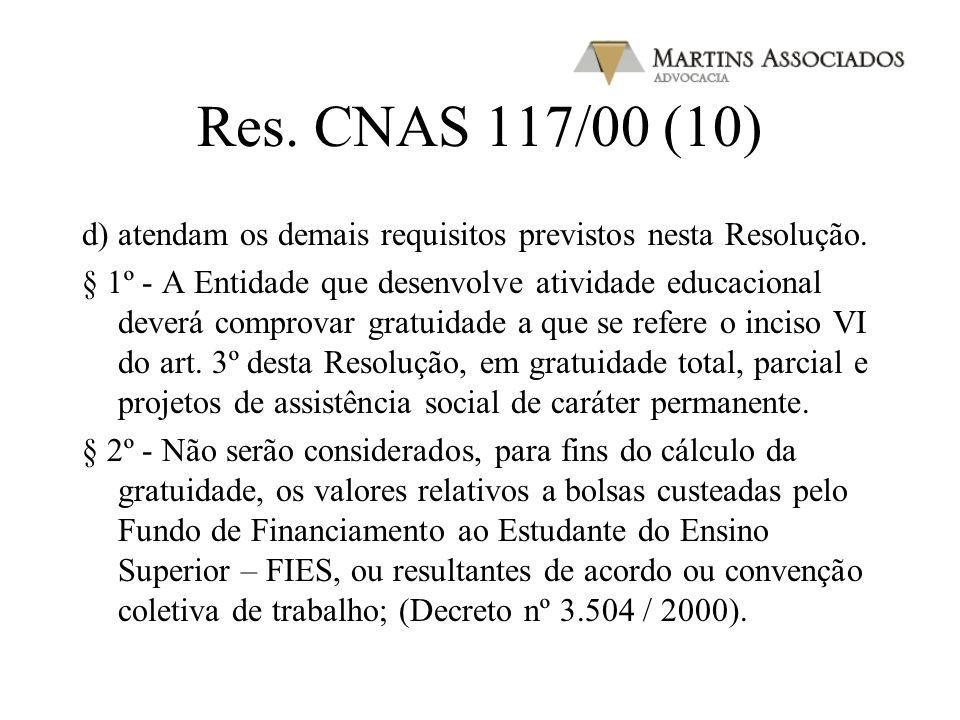 Res. CNAS 117/00 (10)