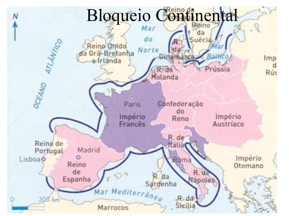 Bloqueio Continental