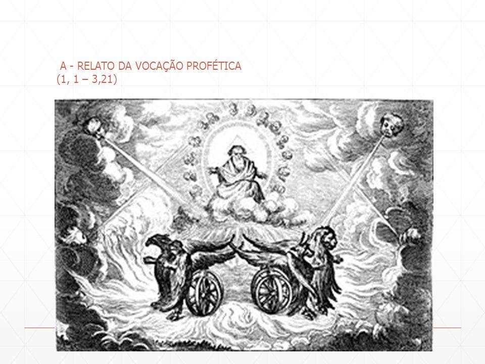 A - RELATO DA VOCAÇÃO PROFÉTICA (1, 1 – 3,21)