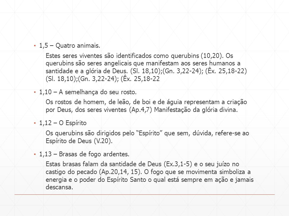 1,5 – Quatro animais.